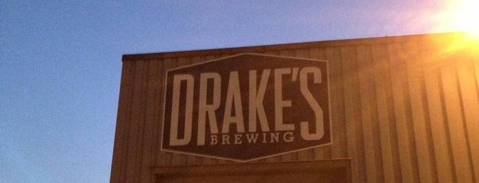 Drake's Barrel House is one of Beer / RateBeer's Top 100 Brewers [2015].