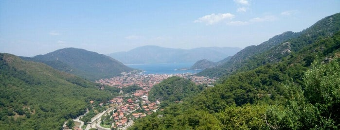 icmeler tepe is one of Marmaris.