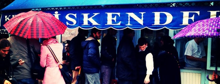 İskender is one of Melekoğlu Special.