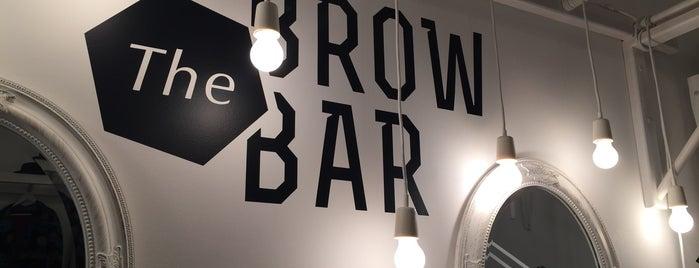 The Brow Bar is one of Салоны красоты Киева.
