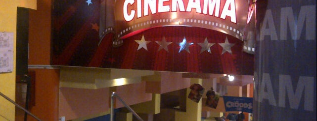 Cinerama - El Pacífico is one of Top 10 favorites places in Lima, Peru.