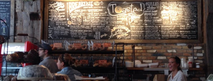Toasted Bagelry & Deli is one of The Tastes that Make the City: Miami.