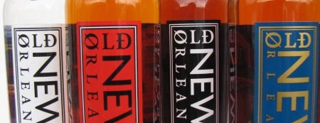 Old New Orleans Rum is one of New Orleans/Lafayette.