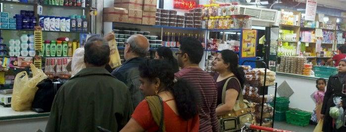 Apna Bazaar is one of Real Cheap Eats NYC.