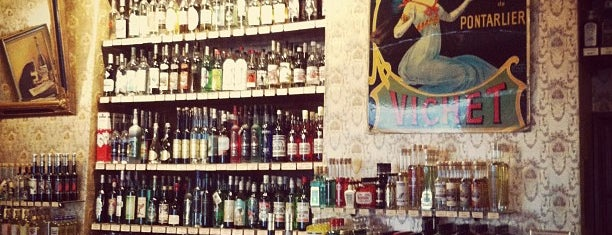 Absinth Depot Berlin is one of Berlin spots.