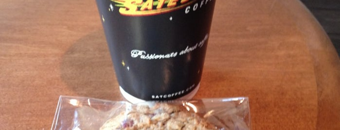 Satellite Coffee is one of The Best Cookie in Every State.