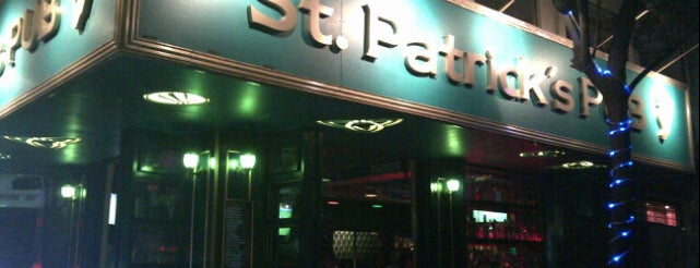 St. Patricks Pub is one of El Afterwork.
