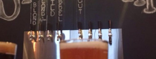 Sanctum Brewing Co. is one of Breweries - Southern CA.