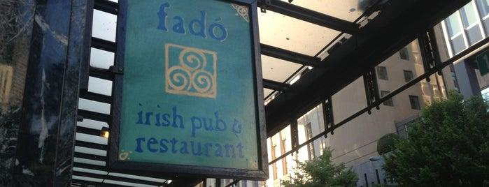 Fadó Irish Pub is one of Northwest Washington.