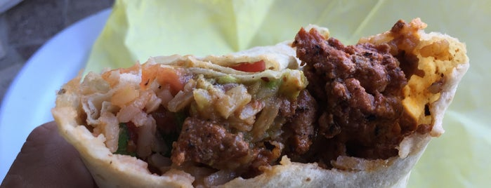 Taco Pronto is one of Foodie.