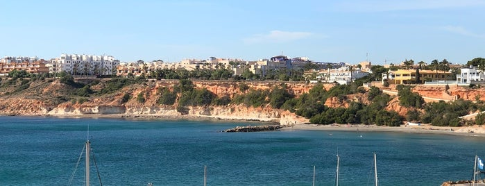 Cabo Roig is one of Playas.