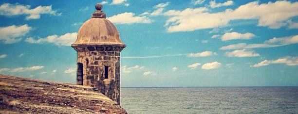 Fort San Felipe del Morro is one of Puerto Rico.