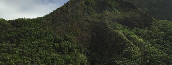 Stairway To Heaven is one of Hawaiian Islands Top Picks.