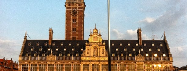 Monseigneur Ladeuzeplein is one of My favorite places in Leuven, Belgium  #4sqCities.