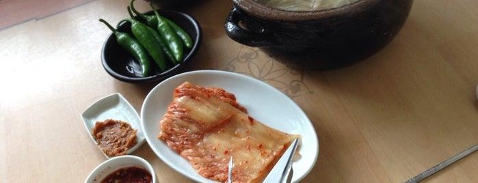 가창칼국수 is one of 착한 식당 리스트.