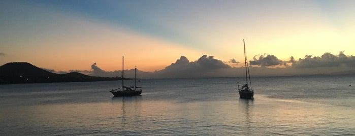 Mar Azul Bar (Al's) is one of Puerto Rico!.