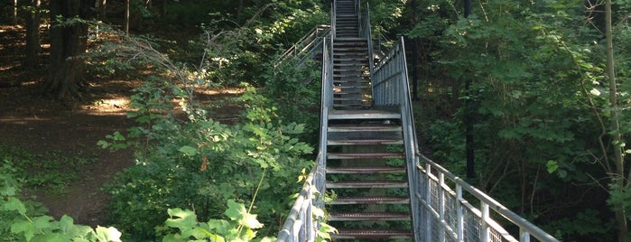 Chedoke Radial Trail @ Dundurn St is one of Outdoors.
