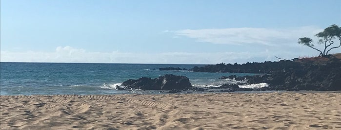 Hāpuna Beach State Recreation Area is one of HI spots.