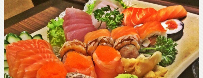 Joy Sushi is one of Henri's TOP Japanese Food.