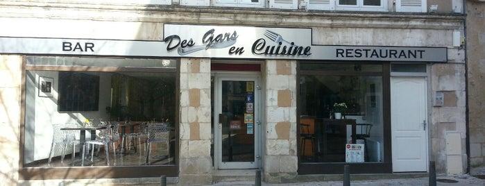 Des Gars en Cuisine is one of Guide to Poitiers's best spots.