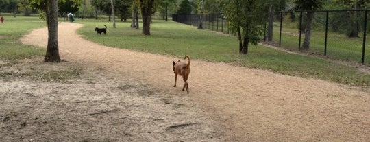 Bill Archer Dog Park is one of Houston's Best Great Outdoors - 2012.