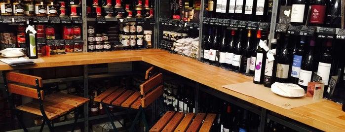 ignacio vinos e ibéricos is one of Exotische & Interessante Restaurants In Wien.