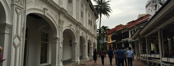 Peranakan Place is one of Singapore.