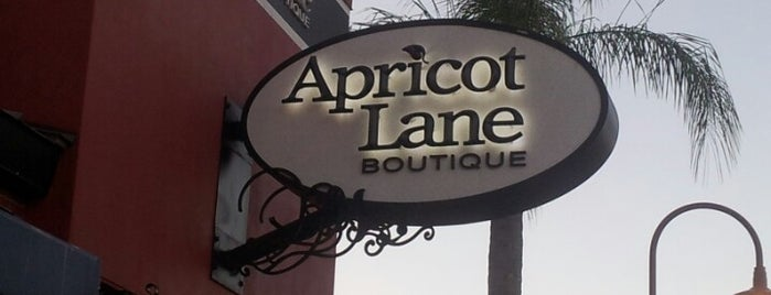 Apricot Lane Boutique is one of Places checked in too.
