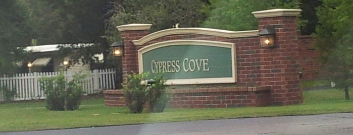 Cypress Cove Nudist Resort & Spa is one of Orlando/Winter Park.