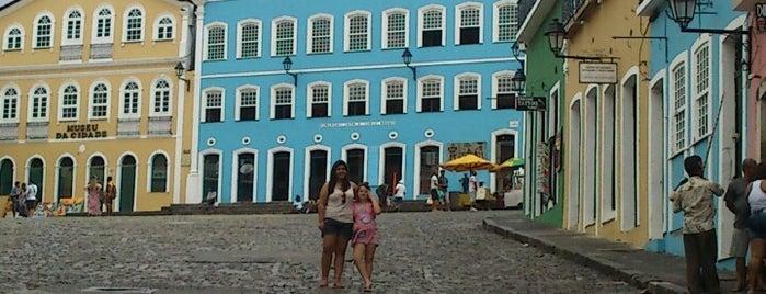 Fundacão Casa de Jorge Amado is one of Museus Salvador 2013.
