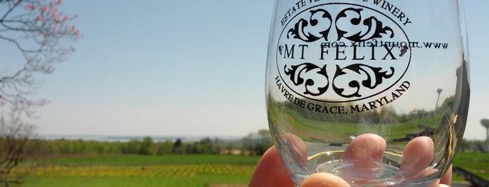 Mt  Felix Vineyard & Winery is one of Wineries.
