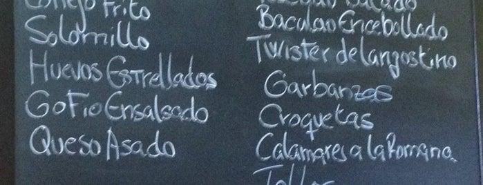 La Trilladora is one of Tenerifeando.....