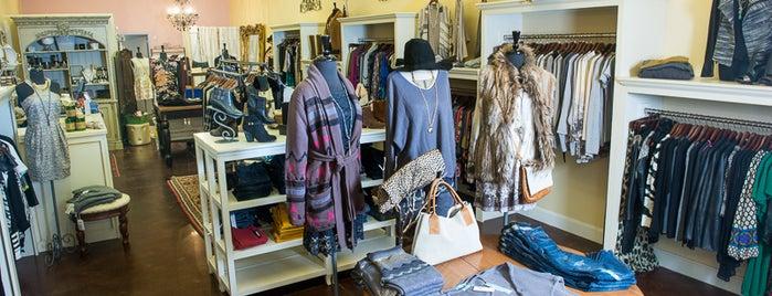 Downtown Hillsboro Shoe Store