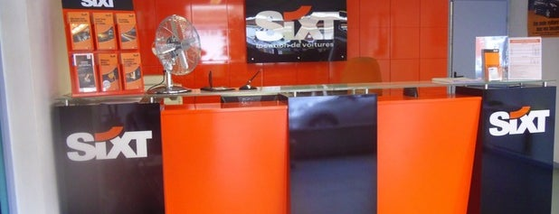Sixt Lens Gare is one of Sixt France.