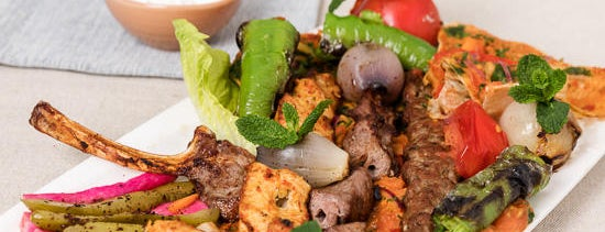 Jasmin Al Sham is one of Exotische & Interessante Restaurants In Wien.