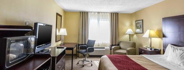 Comfort Inn Austin is one of Hotel.