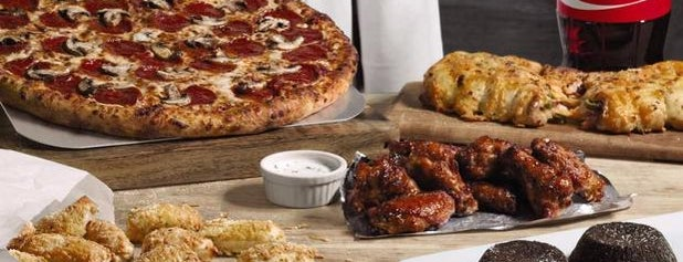 Domino's Pizza is one of 20 favorite restaurants.