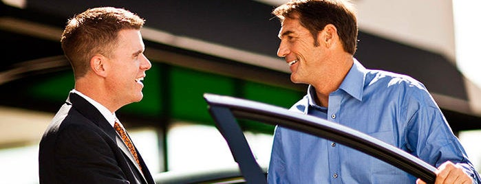 Enterprise Rent-A-Car is one of Ousts.