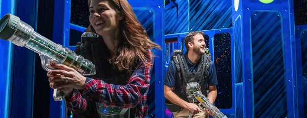 Laser Quest is one of All-time favorites in United States.