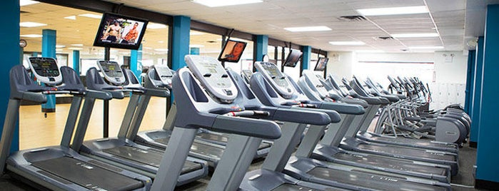 Lucille Roberts - St. Nicholas is one of Lucille Roberts Gyms.