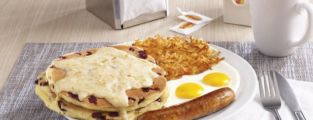 Denny's is one of Foods.