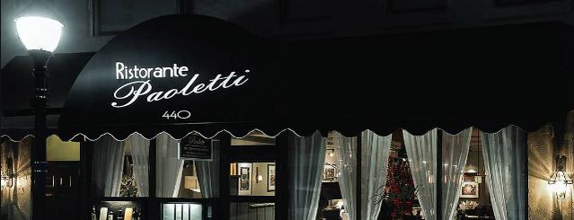 Paoletti's Ristorante is one of Road Trip.