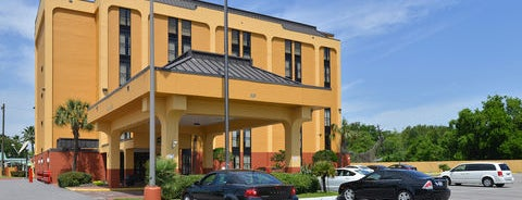 Baymont Inn & Suites Houston East is one of Must-visit Nightlife Spots in Houston.