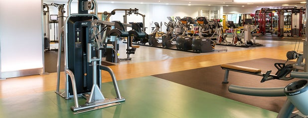 David Lloyd is one of The Training Room Academy Locations.
