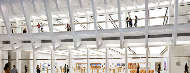 Apple World Trade Center Is One Of The 15 Best Electronics Stores In New York City