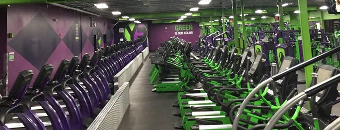 Youfit Health Clubs is one of Miami.