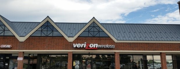 Verizon is one of Stores, Shops, & Malls.