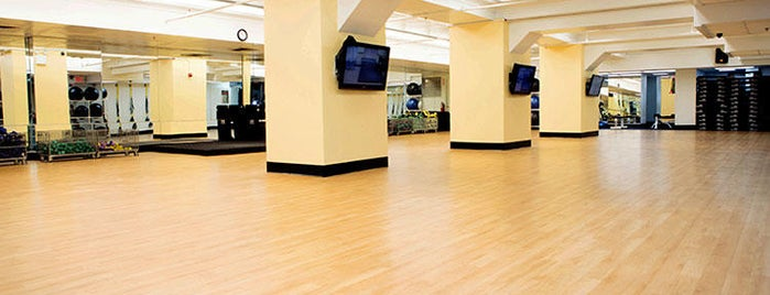 Lucille Roberts - Grand Central is one of Lucille Roberts Gyms.