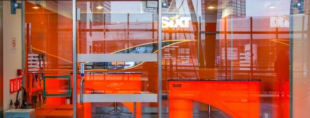 Sixt Lille Europe is one of Sixt France.