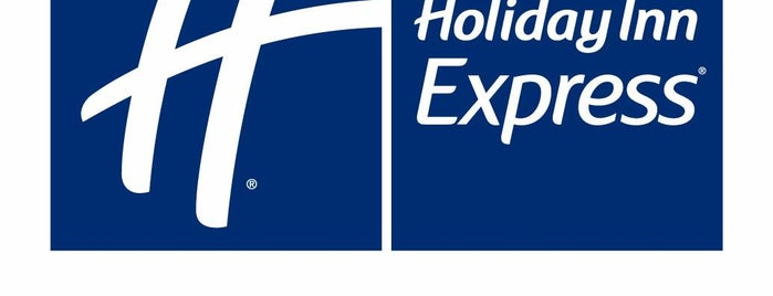 Holiday Inn Express & Suites Absecon-Atlantic City Area is one of Hoteles donde estuve.